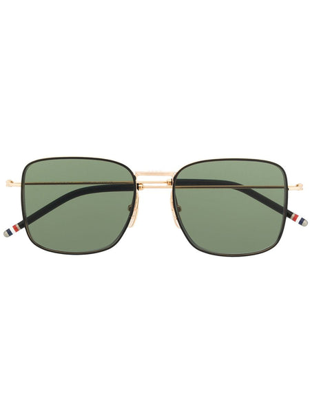 Tbs117 Oversized Squared Aviator Sunglasses