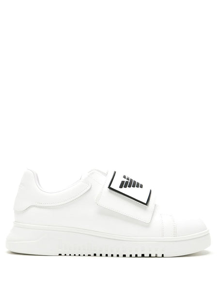 Logo Patch Sneakers
