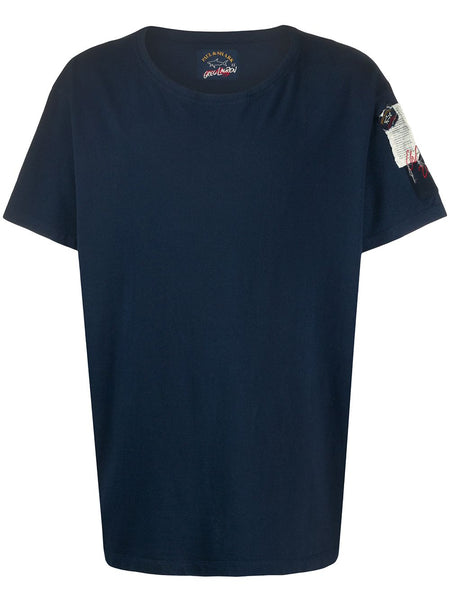 Navy Patch T-shirt