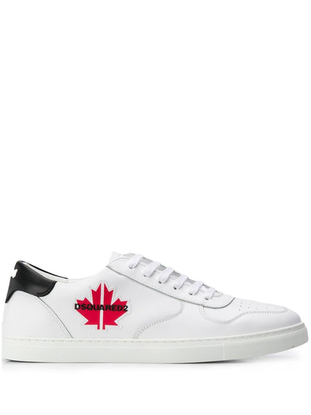 Maple Patch Low-Top Sneakers