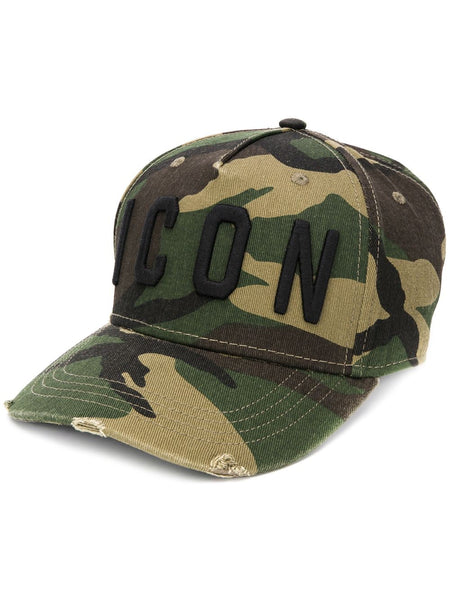 Camouflage Icon Hat