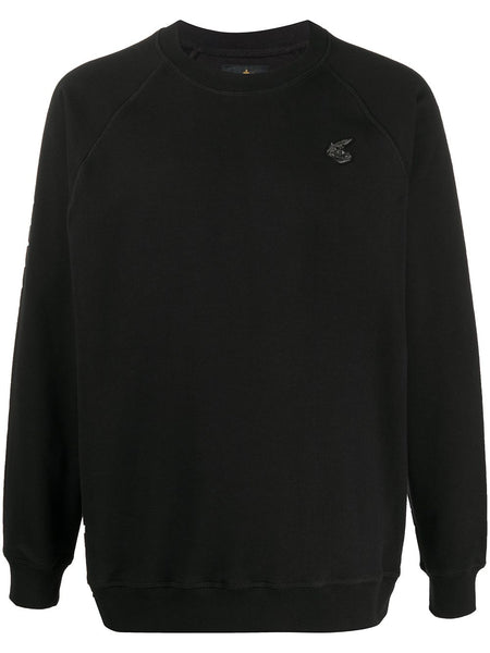 Embroidered Logo Jumper
