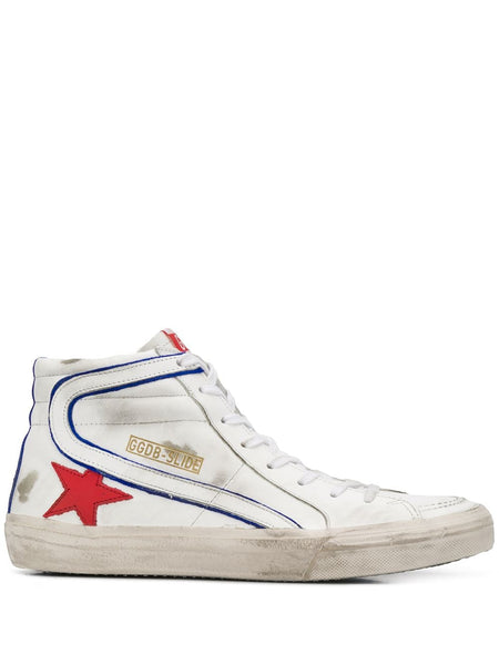 Slide Hi-Top Sneakers