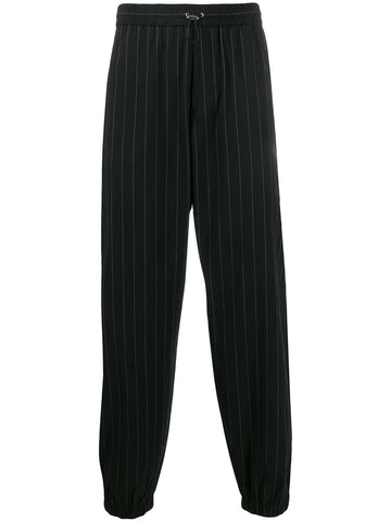 Paul Smith Pin Stripe Trouser Black