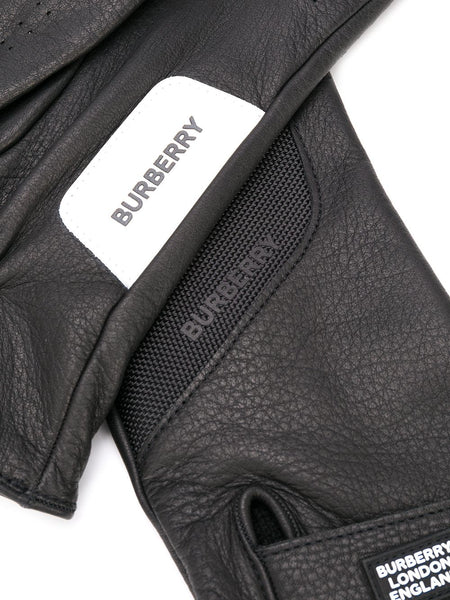 Logo Patch Gloves