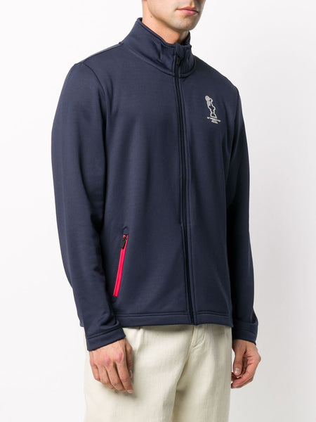 America's Cup Zip-Up Cardigan