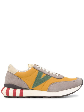 Visvim Attica Yellow Sneakers