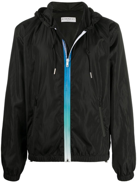 Zip-Up Shell Jacket