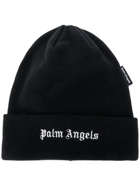 Logo-Embroidered Beanie