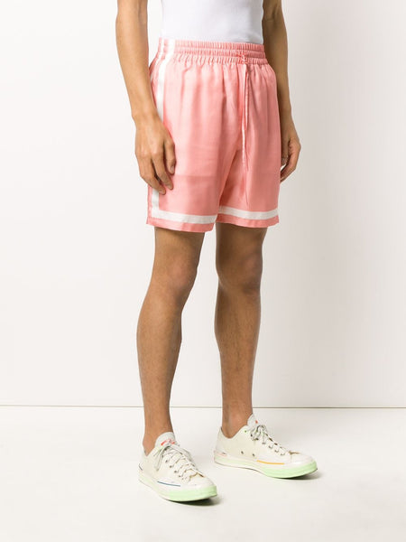 Stripe Detail Track Shorts