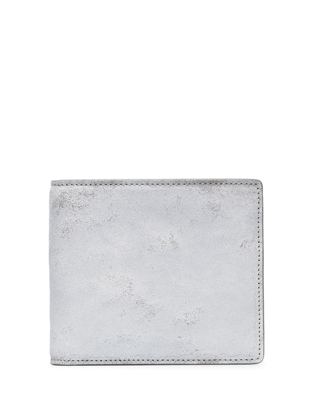 Distressed Bifold Wallet