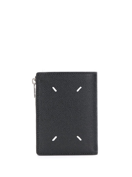 4-Stitches Zip Wallet