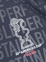 America's Cup Print Backpack