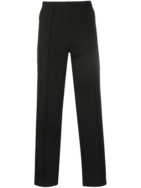 Raised Seam Straight Trousers