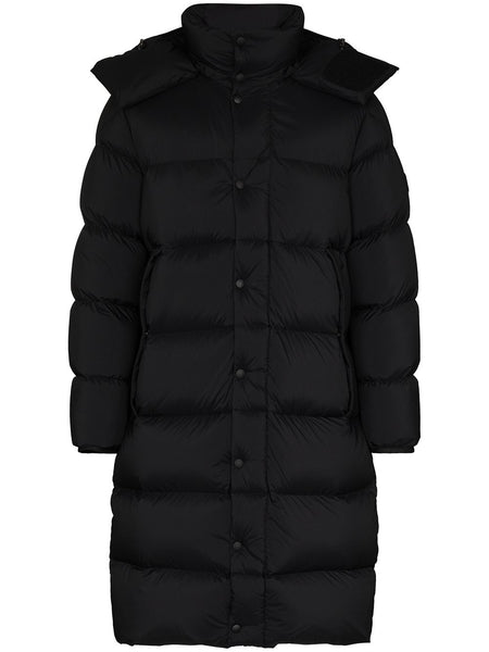 Strahlhorn Knee-Length Puffer Coat