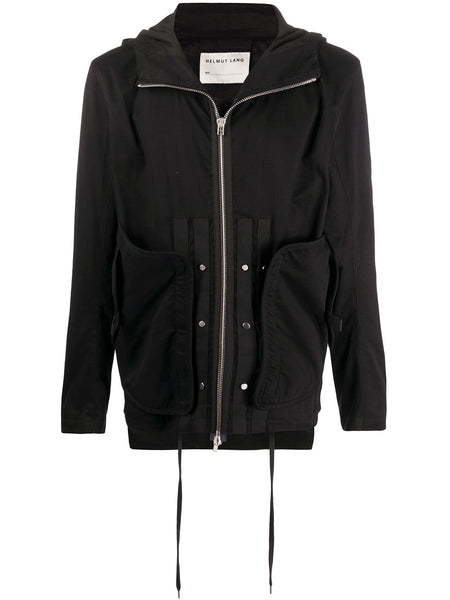 Hooded Zip Jacket