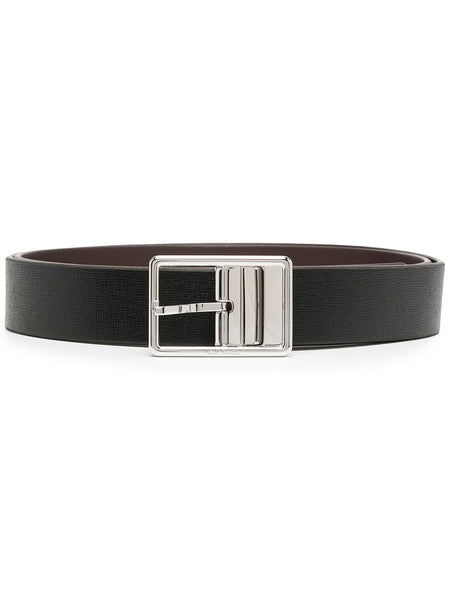 Grained Texture Belt
