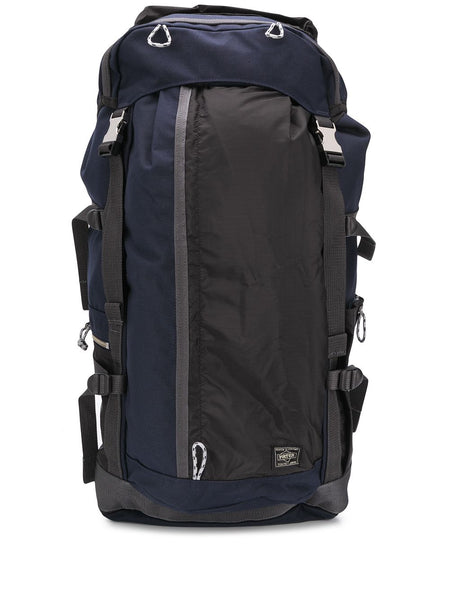 Buckled Multi-Pocket Backpack