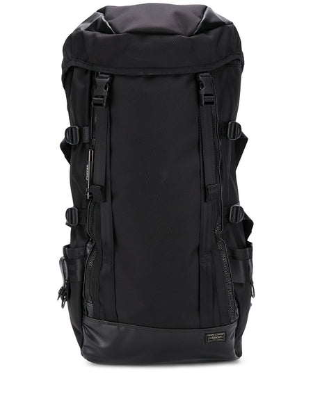 Large Buckled Backpack