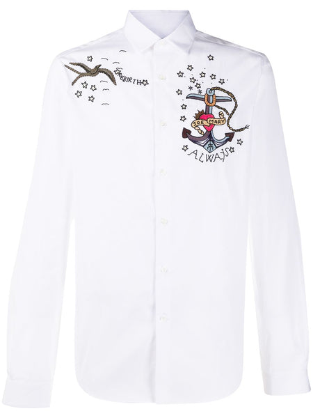 Nautical-Beading Shirt