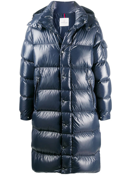 Hooded Padded Coat