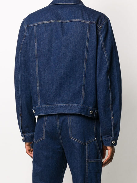 Industry Big Trucker Denim Jacket