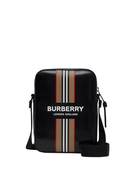 Icon Stripe Crossbody Bag