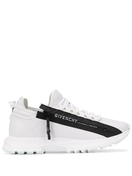 Spectre Zipped Low-Top Sneakers