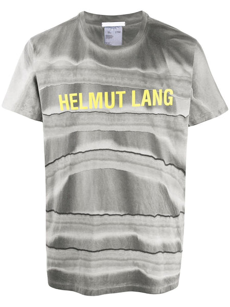 Short Sleeve Marble-Dye T-Shirt