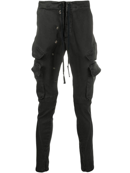 Skinny Fit Side Pocket Trousers