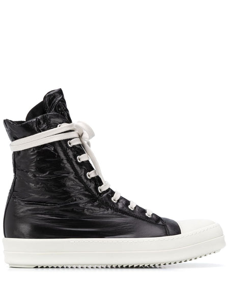 High Top Padded Sneakers