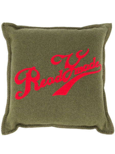 Logo Print Cushion