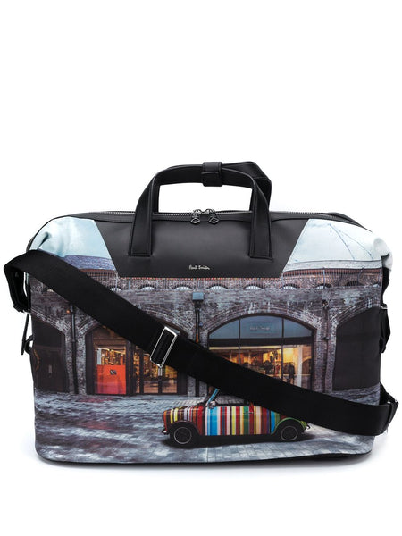 Mini Kings Cross Print Holdall