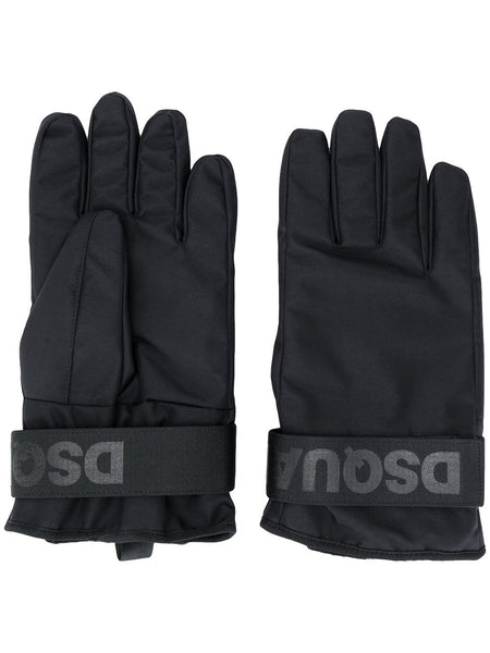 Logo Strap Ski Gloves
