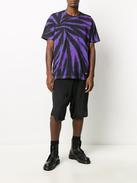 Contrast All-Over Print T-Shirt