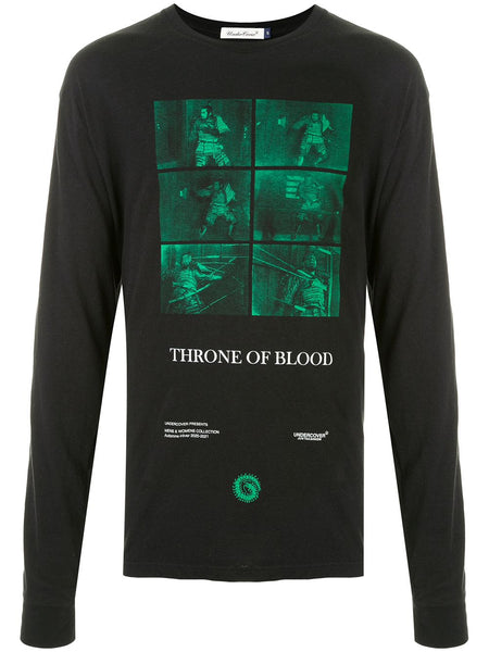 Throne Of Blood Long Sleeve T-Shirt