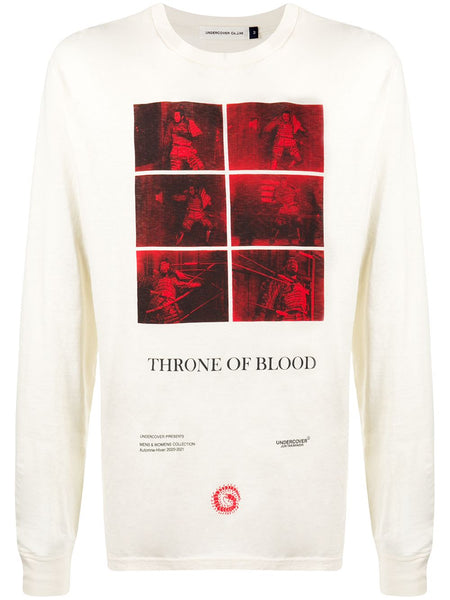 Throne Of Blood Long-Sleeved Top