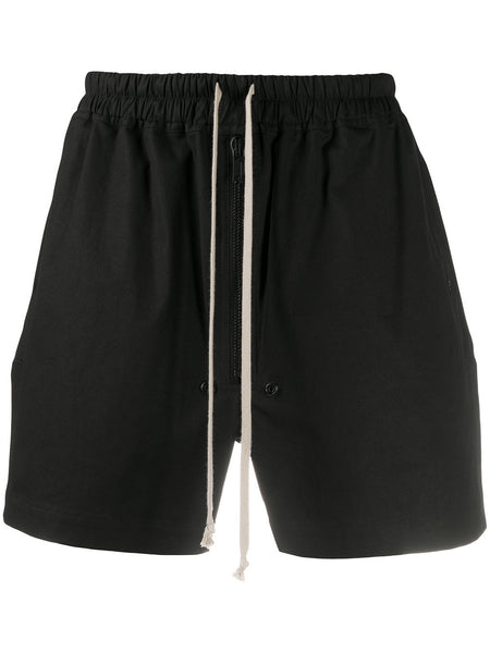 Long Drawstring Shorts