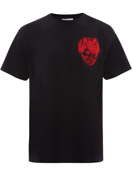 Chest Logo Graphic T-Shirt