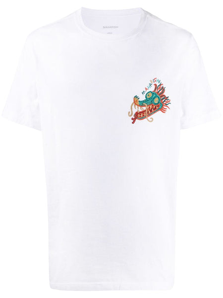 Liberty Dragon Organic Cotton T-Shirt