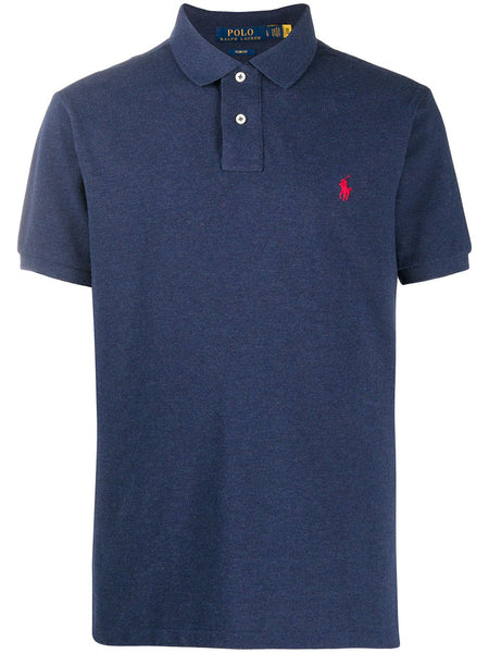 Logo-Embroidered Polo Shirt