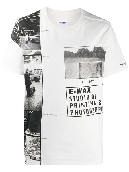 Photographic Print T-Shirt