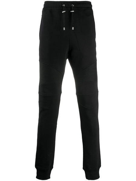 Black Logo Back Pocket Sweatpant