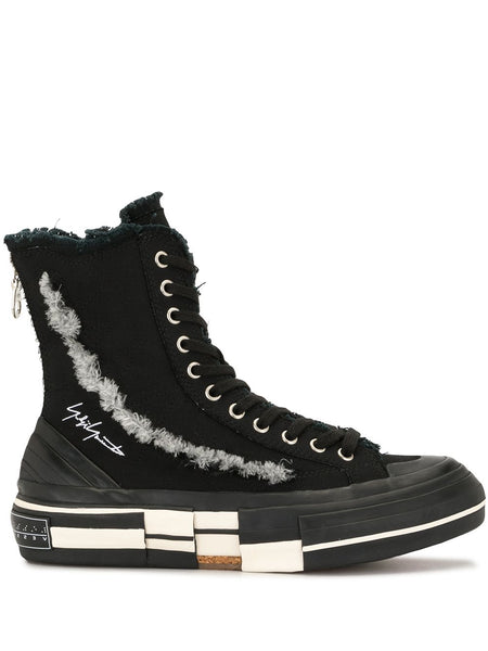 Xvessel High-Top Sneakers