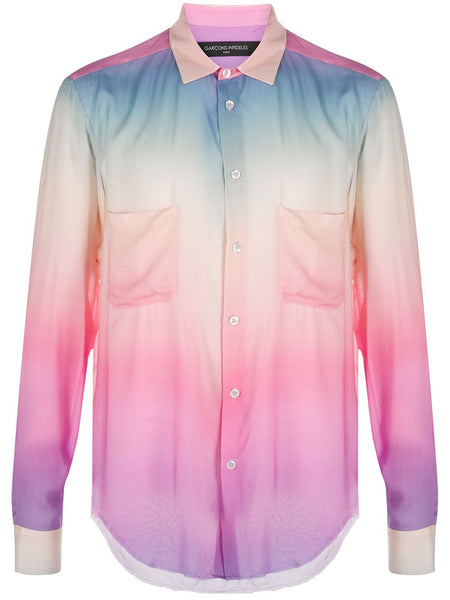 Watercolour Gradient Shirt