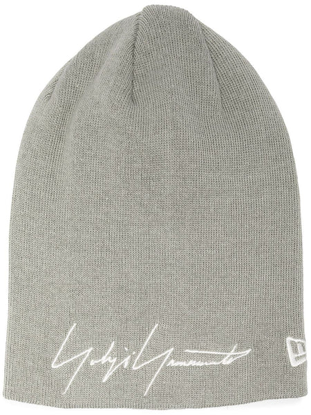 Embroidered Signature Beanie