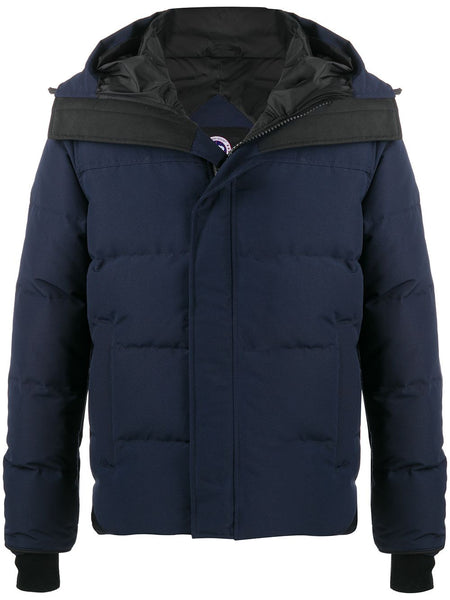 Atlantic Navy Down Jacket