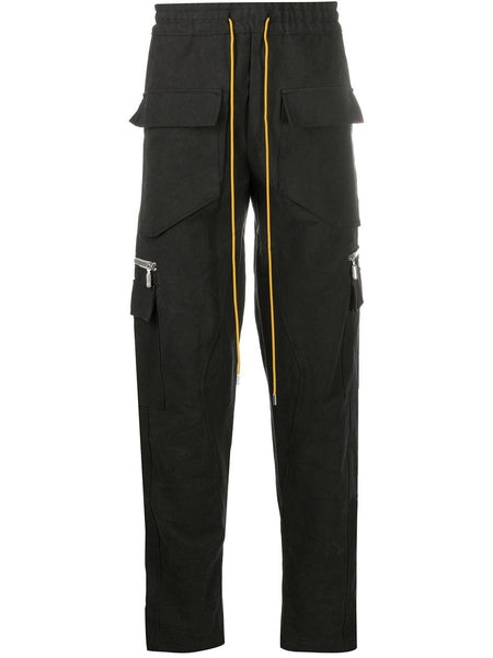 Slim Cargo Trousers