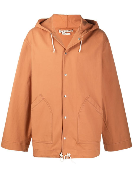 Oversized Hodded Jacket