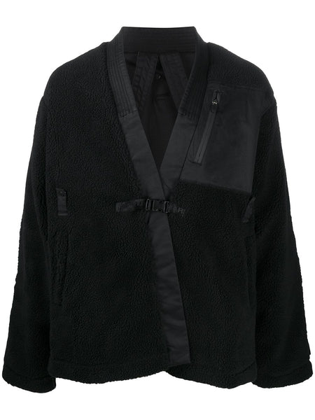 Recycled-Polyester Sherpa Jacket